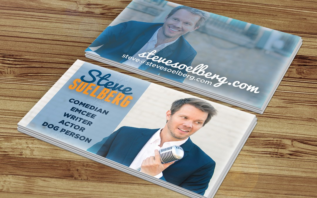 Steve Soelberg Business Cards