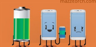 how to safe mobile battery