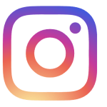 Instagram logo CSS Gradient