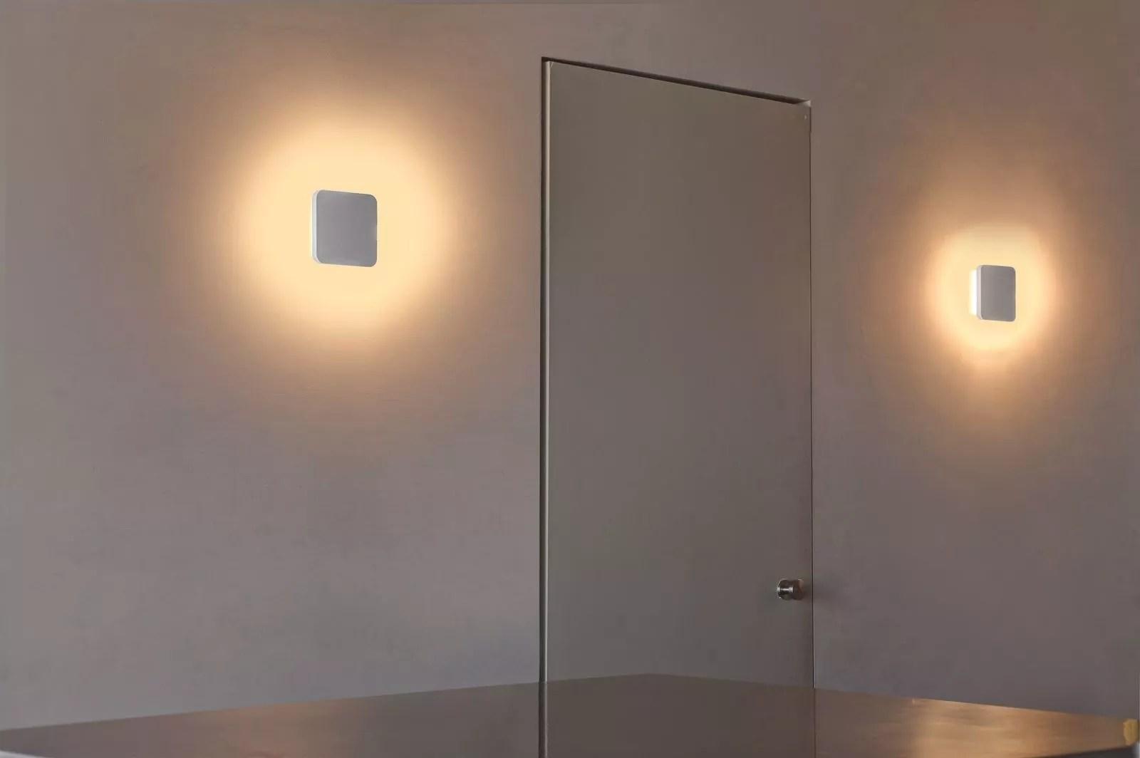 faro barcelona elsa led wall lamp