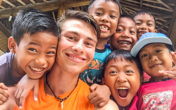 Freiwilligenarbeit Bali mb care