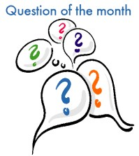 Question of the month