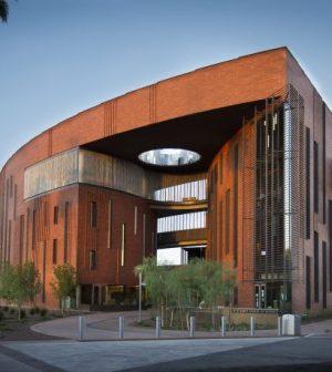 Gebäude der W.P. Carey School of Business
