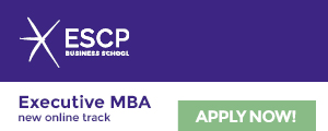 ESCP MBA Banner