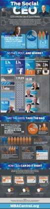 CEOs and Social Media