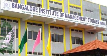 Bangalore Institute of Management Studies