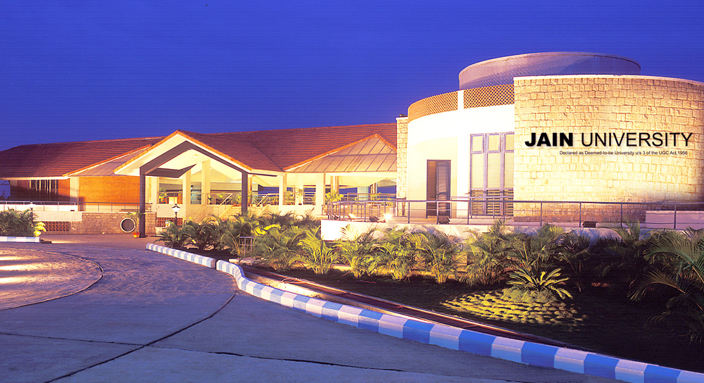 Jain University: Best MBA University Bangalore