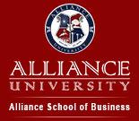Alliance School of Business logo