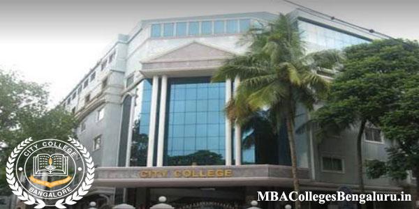 City College Bangalore Admission 2020