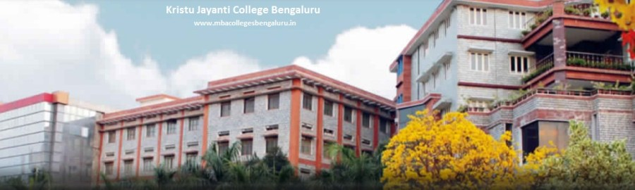 Kristu Jayanti College Bengaluru Admission