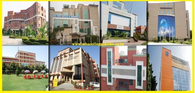 List of Top MBA Colleges in Delhi