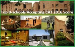 Top CAT Colleges in Delhi