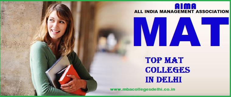 Top MAT Colleges in Delhi