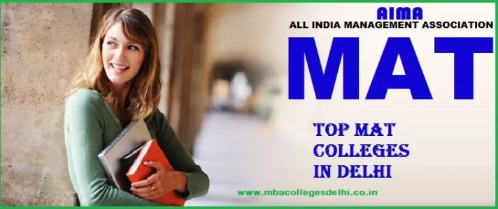 Top MAT Colleges in Delhi