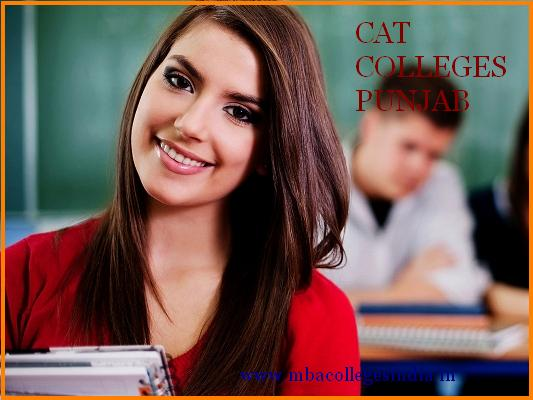 CAT Colleges Punjab