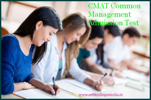 CMAT Common Management Admission Test