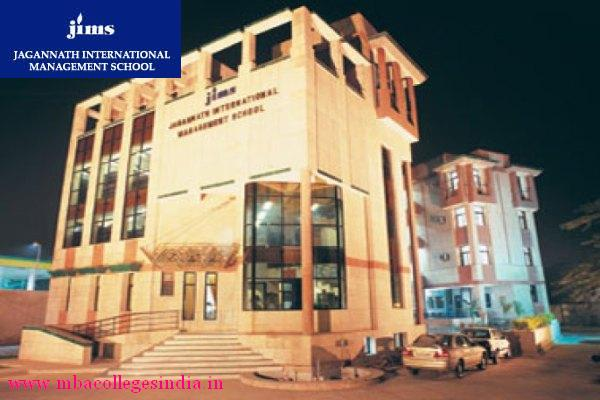 Fees Structure and Courses of JIMS kalkaji Campus