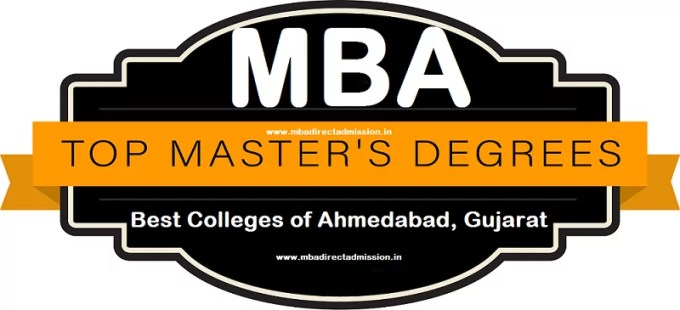 MBA Direct admission in Ahmedabad