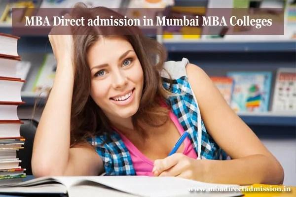 MBA Direct Admission in Mumbai
