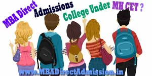 Direct Admission in MBA Colleges Under PGCET