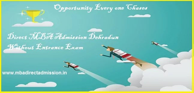 Direct MBA Admission Dehradun Without Entrance Exam