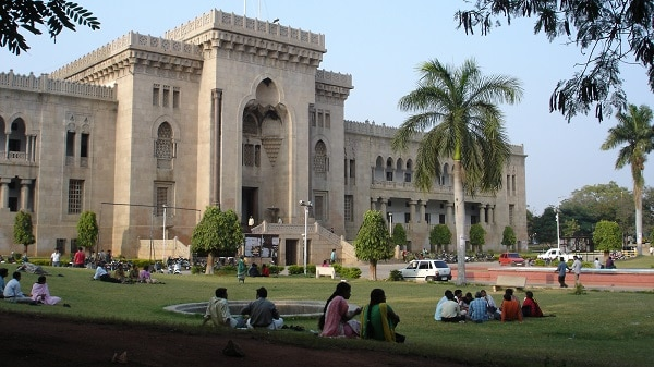 Osmania University Distance Learning
