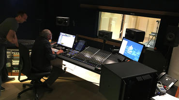 Bauer Studios johannes wohlleben kririsch beim Hörtest