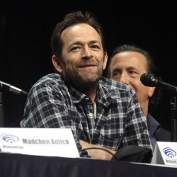 Ictus Luke Perry