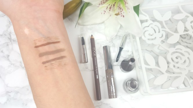 Swatches Eyebrow