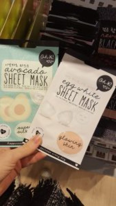 OVS Oh K! Korean Skincare Sheet Mask