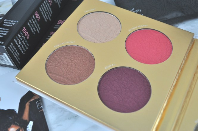 PÜR Cosmetics The Complexion Authority Midnight Masquerade Palette