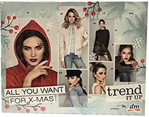 Trend it up by DM Adventskalender 2018