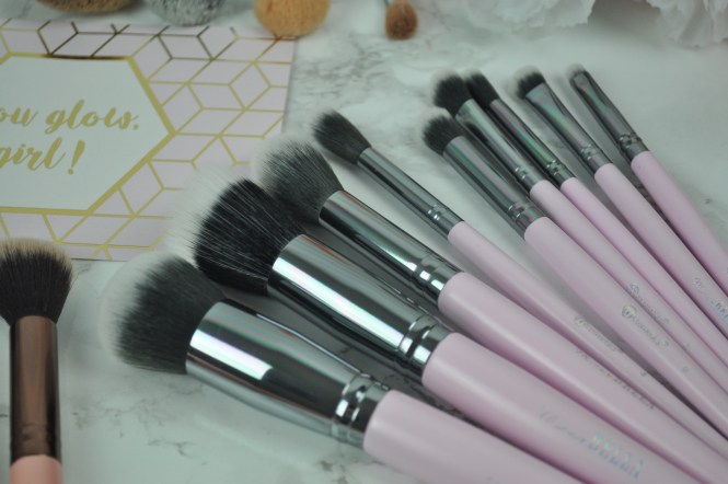 BH Cosmetics Germany Mrs. Bella Pinselset