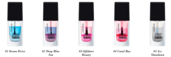 Catrice Cosmetics Ex artikel Spring Summer 2019 Sortimentsupdate NAILS