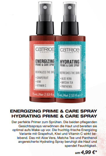 Catrice Cosmetics Sortimentsupdate 2019 Frühling Sommer