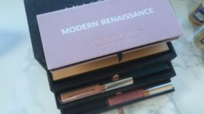 Anastasia Beverly Hills Hall of Fame Collection Modern Renaissance