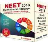 NEET 2018 Study Material Complete Package Of PCB