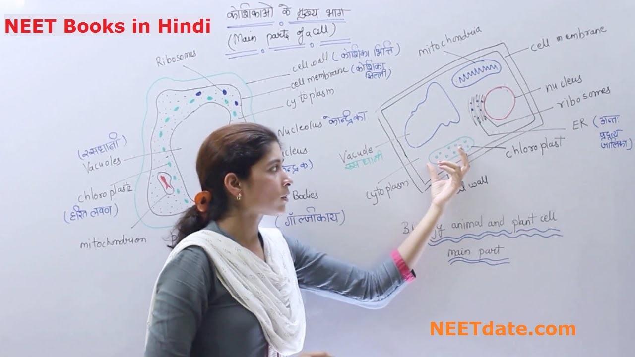 NEET Books in Hindi