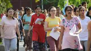 NEET Result 2020 State wise performance