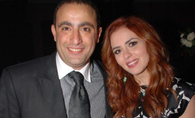 السقا مع زوجه