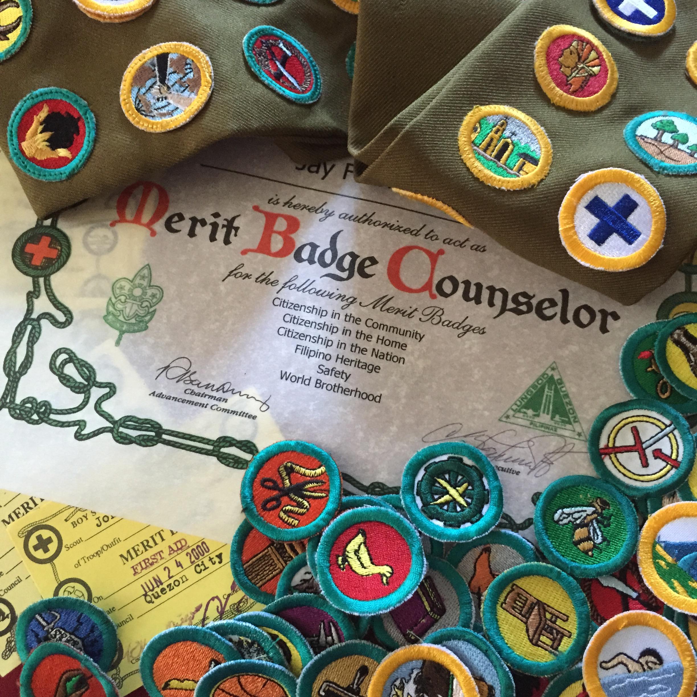 Merit Badge Center Philippines
