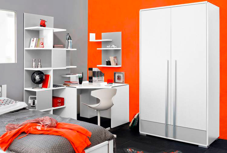 tactil armoire 2 3 portes mb concept