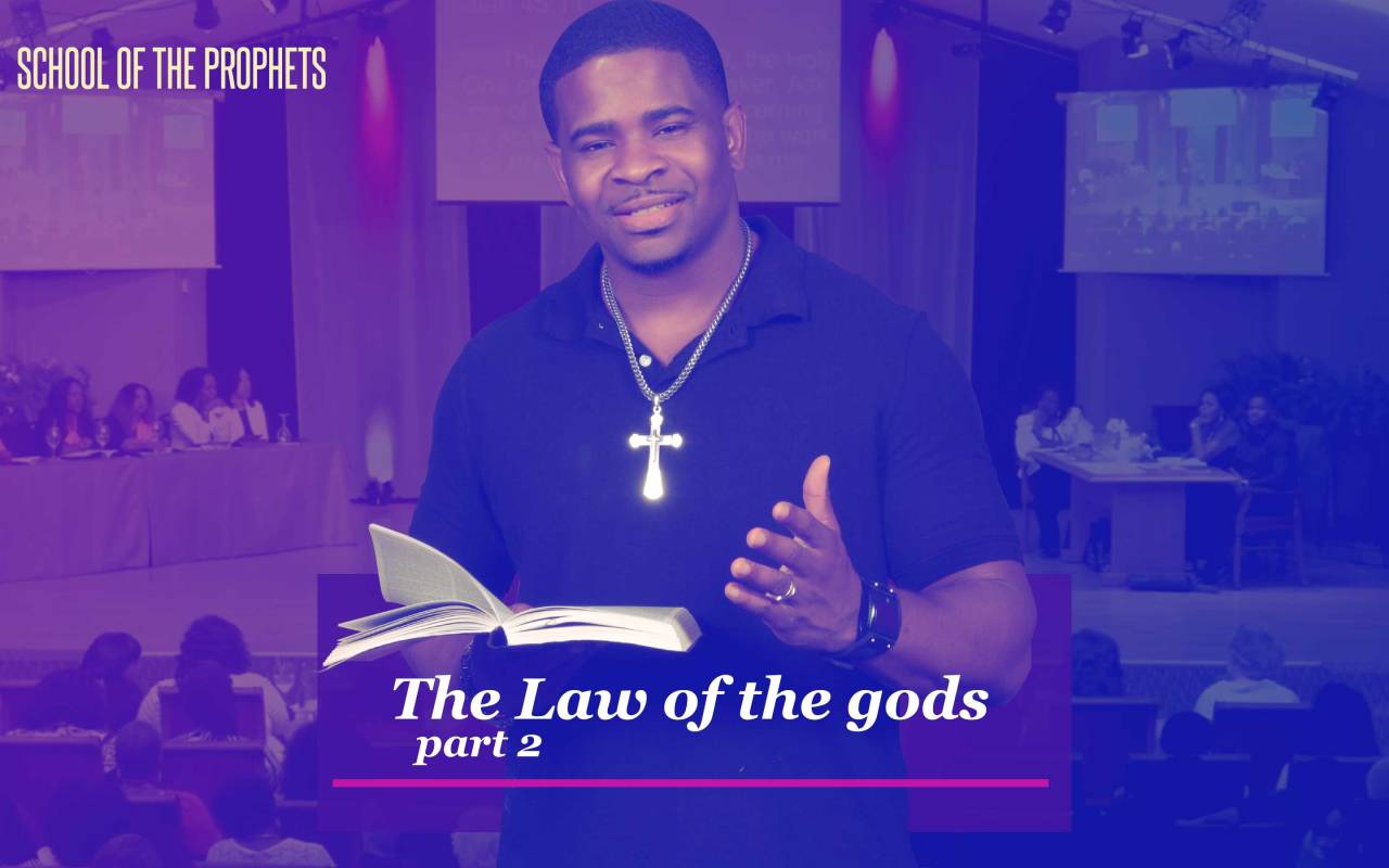 SOP The Law of the gods 2