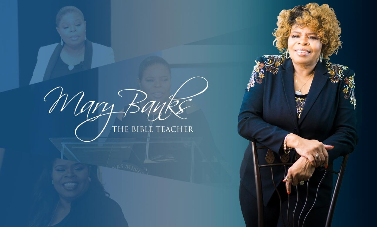 Mary Banks Cover