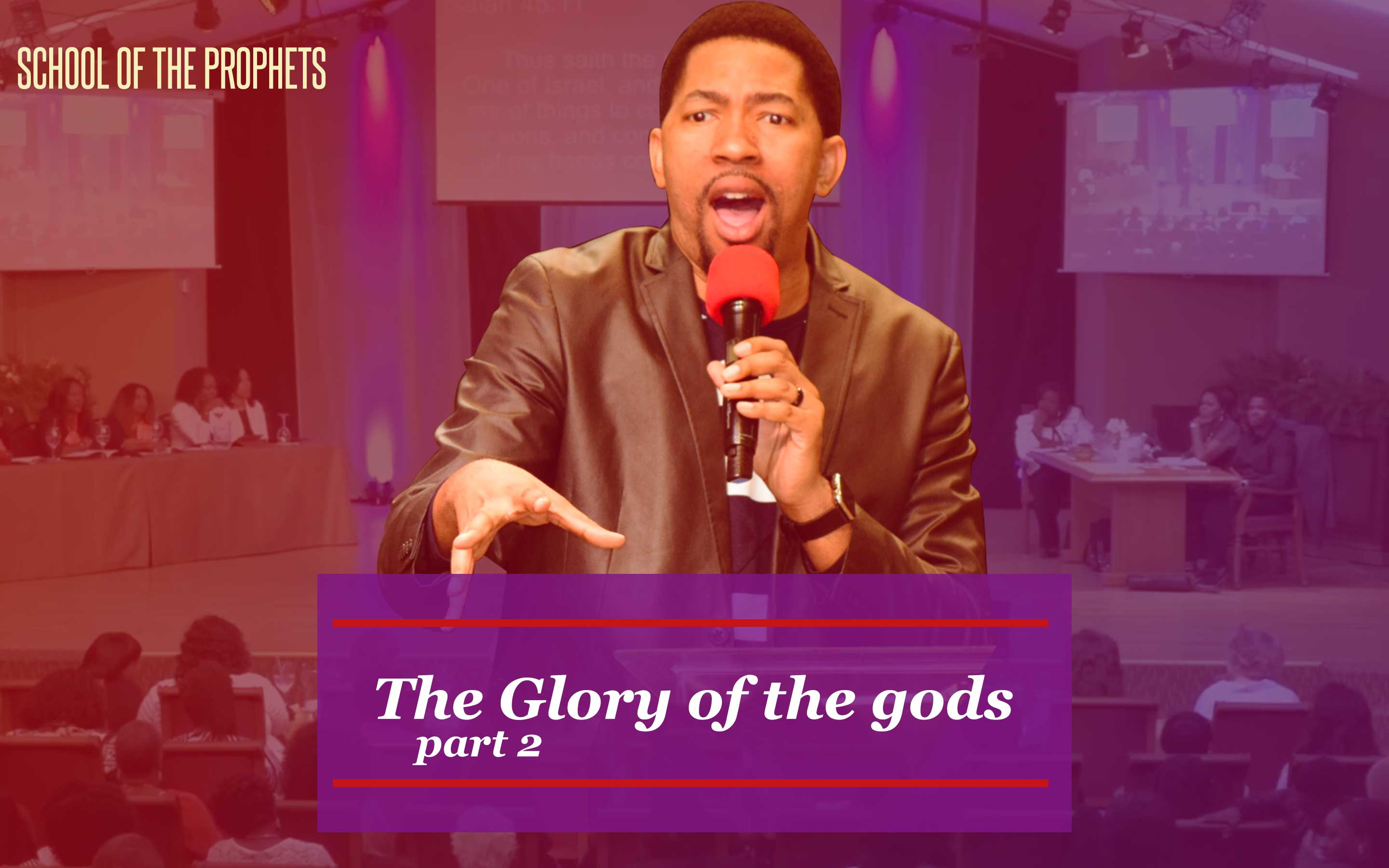 SOP The Glory of the gods 2