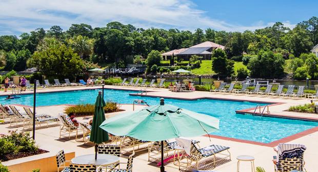 Barefoot Resort Golf Course Villas Myrtle Beach Golf