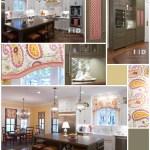 White Kitchen Colorful Kitchen Design Greensboro Nc Mbid