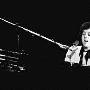 Billy Joel Loves You Just the Way You Were