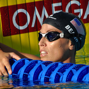 Amanda Beard on Olympic Expectations, Failure, and Freedom