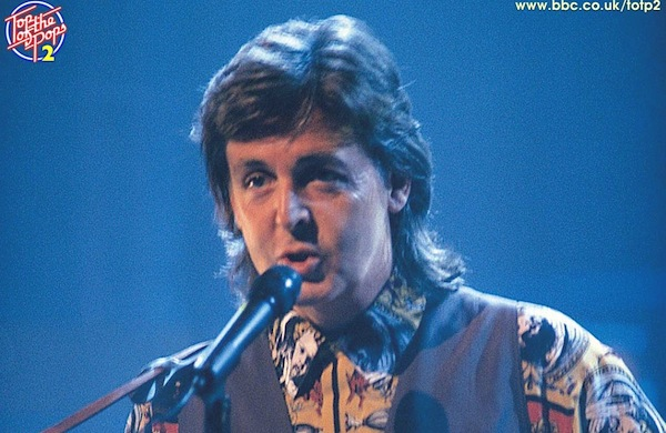 The Death And Resurrection Of Paul McCartney In 90s